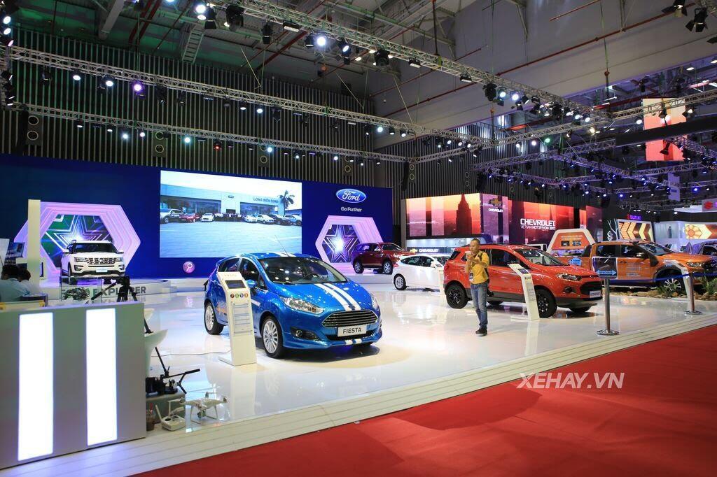 Ford Việt Nam giảm giá - Hình 1