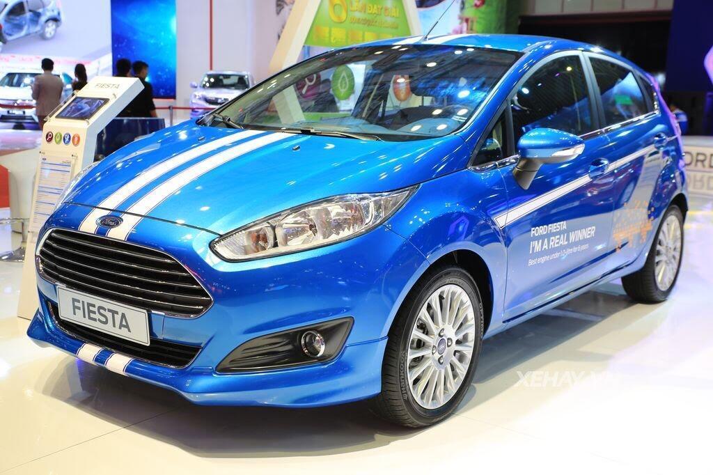 Ford Việt Nam giảm giá - Hình 2