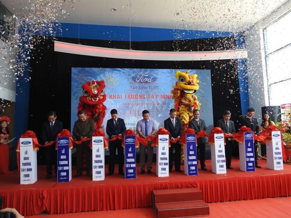 Ford Việt Nam khai trương đại lý chính hãng tại Tây Ninh - Hình 1
