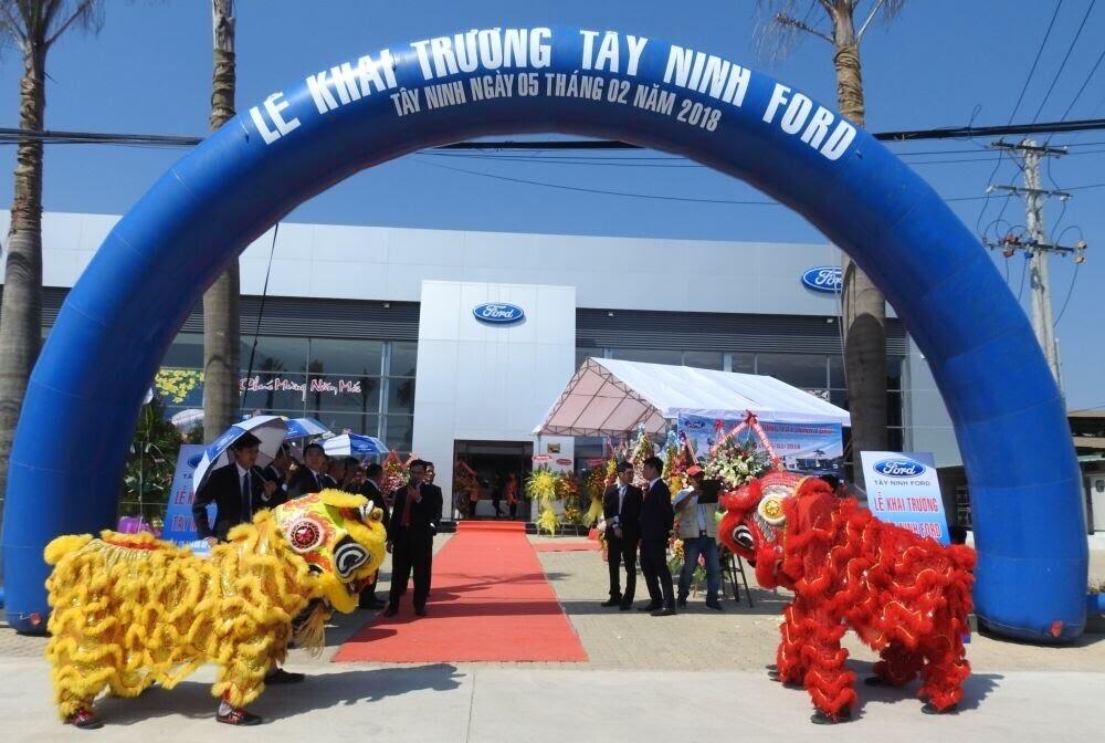 Ford Việt Nam khai trương đại lý chính hãng tại Tây Ninh - Hình 2