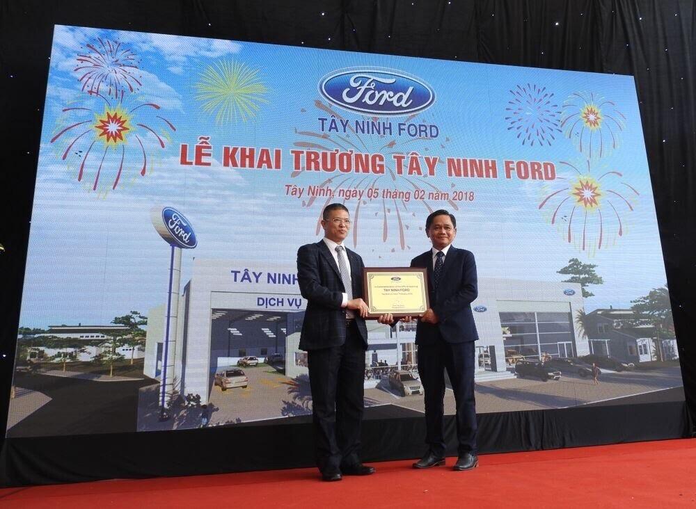 Ford Việt Nam khai trương đại lý chính hãng tại Tây Ninh - Hình 3