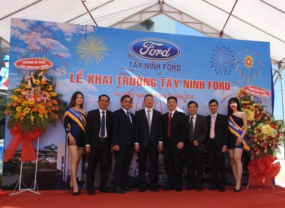 Ford Việt Nam khai trương đại lý chính hãng tại Tây Ninh - Hình 7