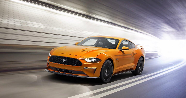 """Ford vừa """"chốt giá"""" Mustang 2018 mới - Hình 1"""