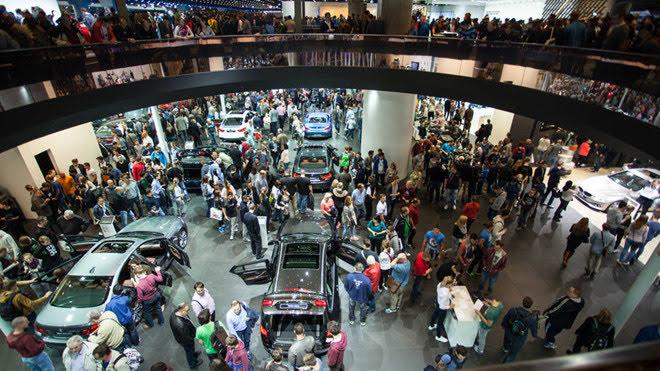 Frankfurt Motor Show 2017 và nỗi lo của người Đức - Hình 1