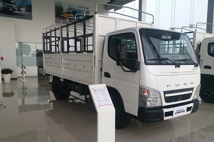 Tổng Quan xe tải Fuso 1.9 tấn