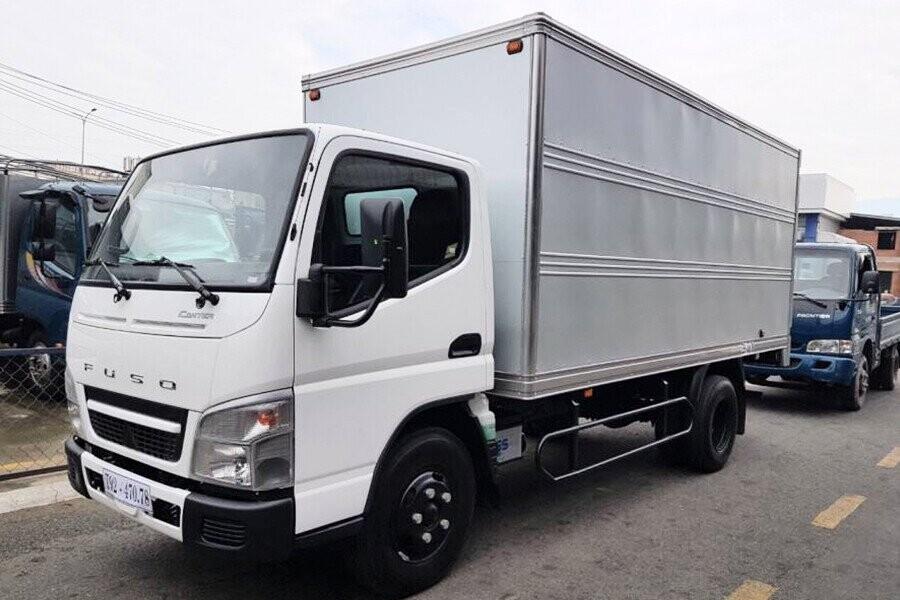 Tổng Quan xe tải Fuso 3.5 tấn
