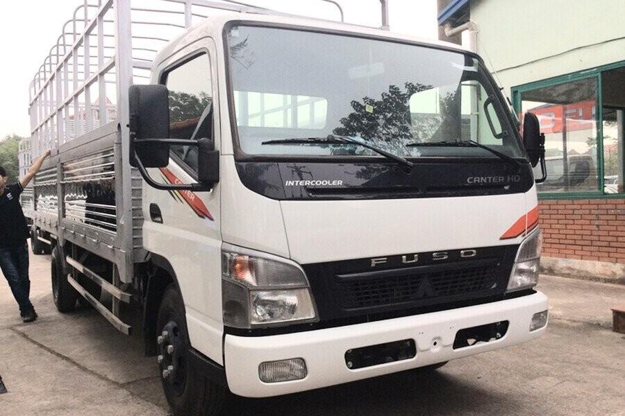 Tổng Quan xe tải Fuso 4.5 tấn