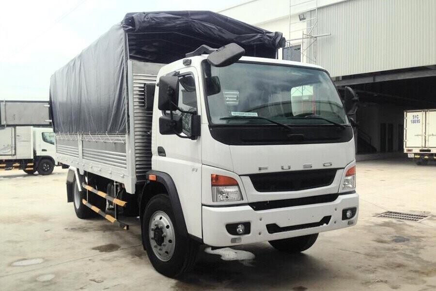 Tổng Quan xe tải Fuso 7 tấn