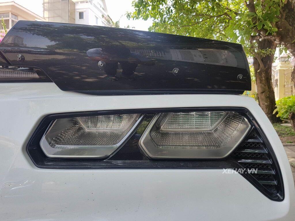 """Gặp Chevrolet Corvette C7 Z06 """"tắm nắng"""" tại Phú Mỹ Hưng, Sài Gòn - Hình 7"""
