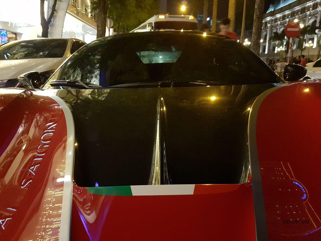 Gặp Ferrari 488 GTB độ Mansory hầm hố nhất Việt Nam - Hình 2
