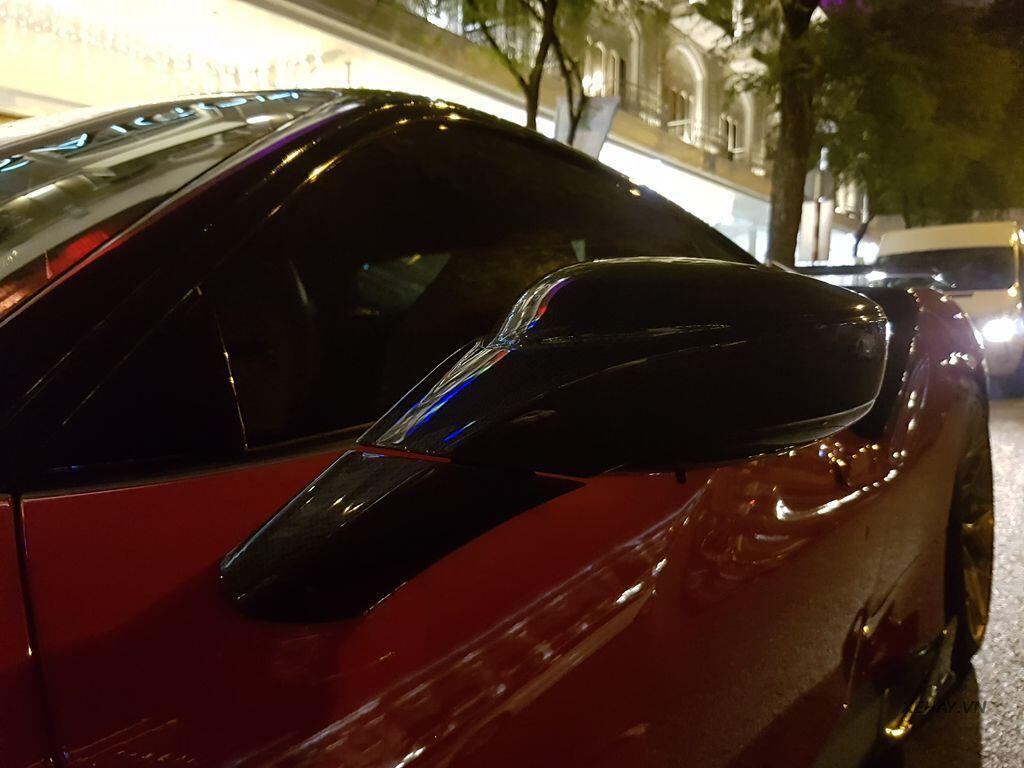 Gặp Ferrari 488 GTB độ Mansory hầm hố nhất Việt Nam - Hình 3