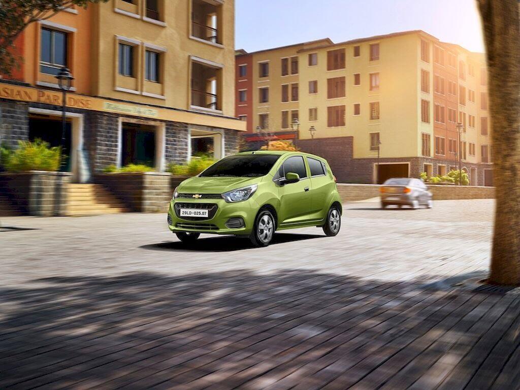 General Motors Việt Nam làm nóng phân khúc xe cỡ nhỏ với Chevrolet Spark 2018 - Hình 1