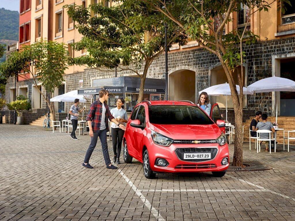 General Motors Việt Nam làm nóng phân khúc xe cỡ nhỏ với Chevrolet Spark 2018 - Hình 3