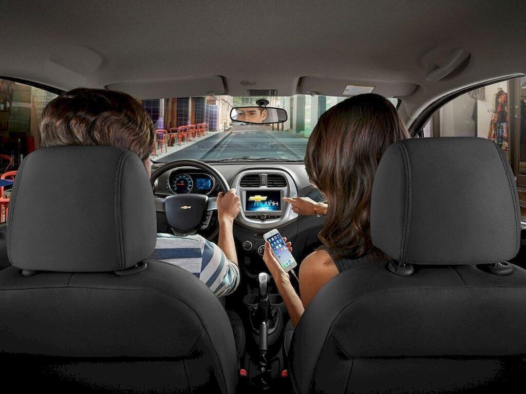 General Motors Việt Nam làm nóng phân khúc xe cỡ nhỏ với Chevrolet Spark 2018 - Hình 10