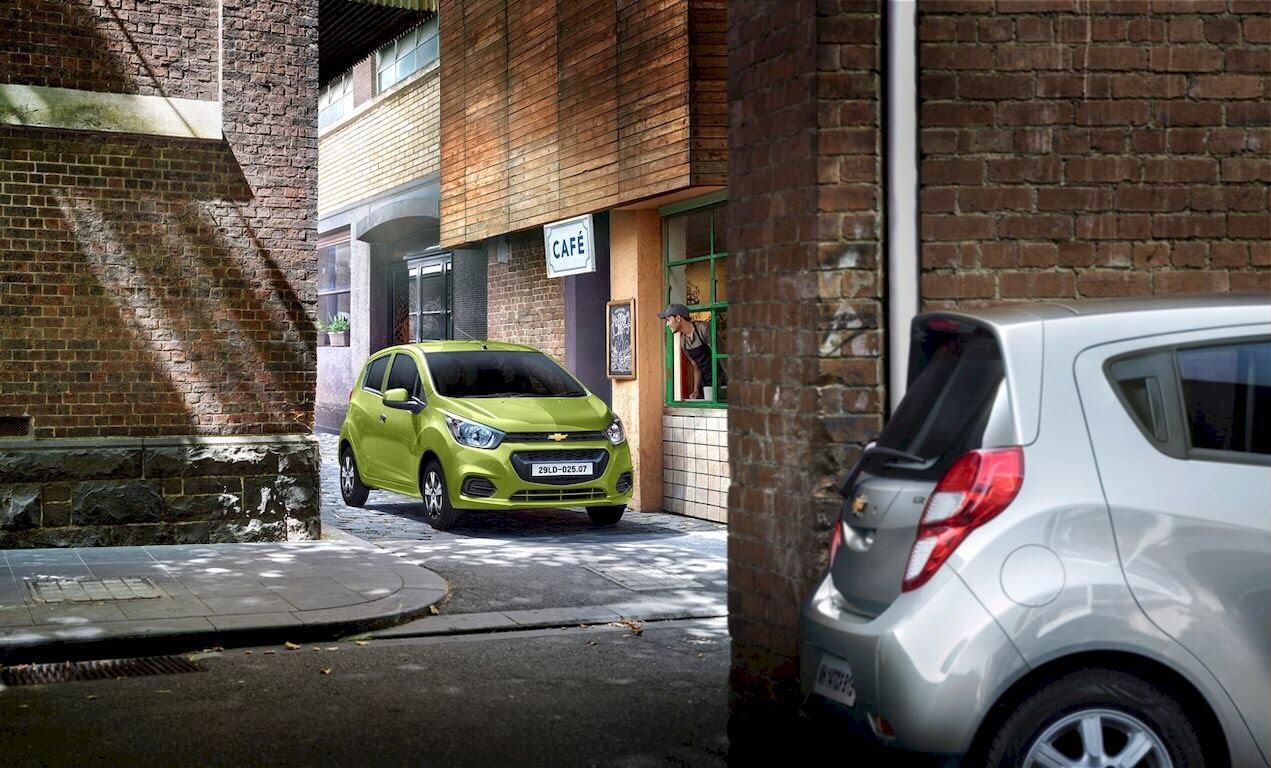 General Motors Việt Nam làm nóng phân khúc xe cỡ nhỏ với Chevrolet Spark 2018 - Hình 14