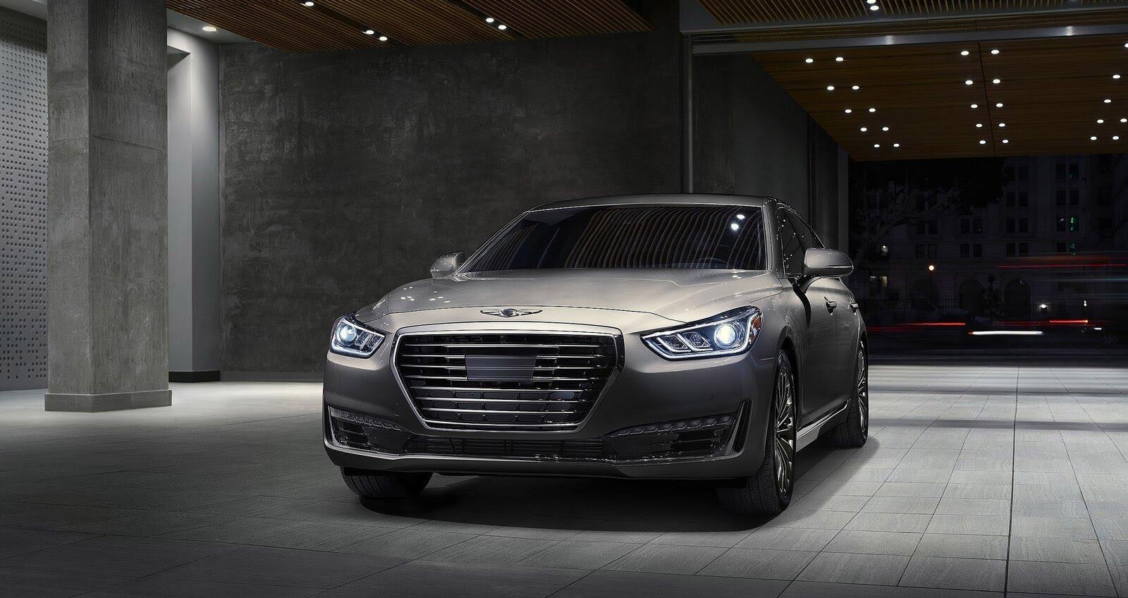 Genesis G90 – Mẫu xe làm hài lòng khách hàng nhất - Hình 1