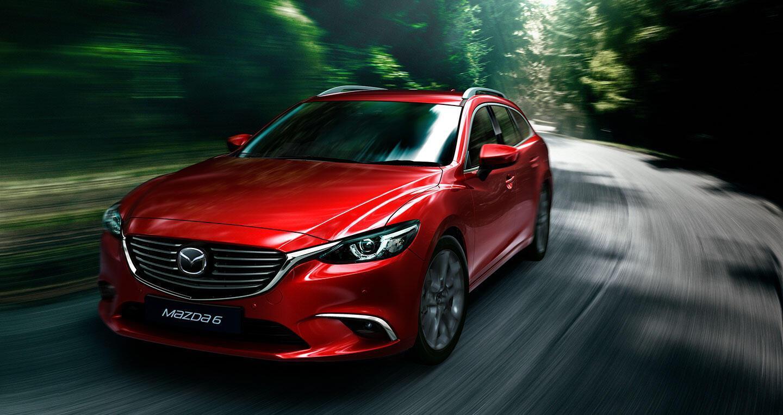 """Giá Mazda6 2017 """"xuống đáy"""", chỉ từ 850 triệu đồng - Hình 1"""