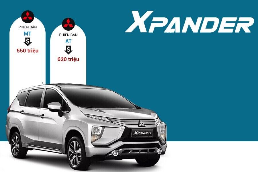 Giá xe Mitsubishi Xpader tại thị trường Việt Nam