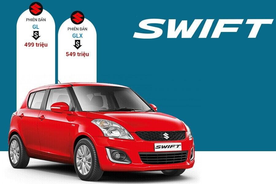 Giá xe Suzuki Swift tại thị trường Việt Nam