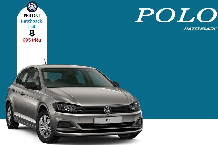 Giá xe Volkswagen Polo Hatchback tại thị trường Việt Nam