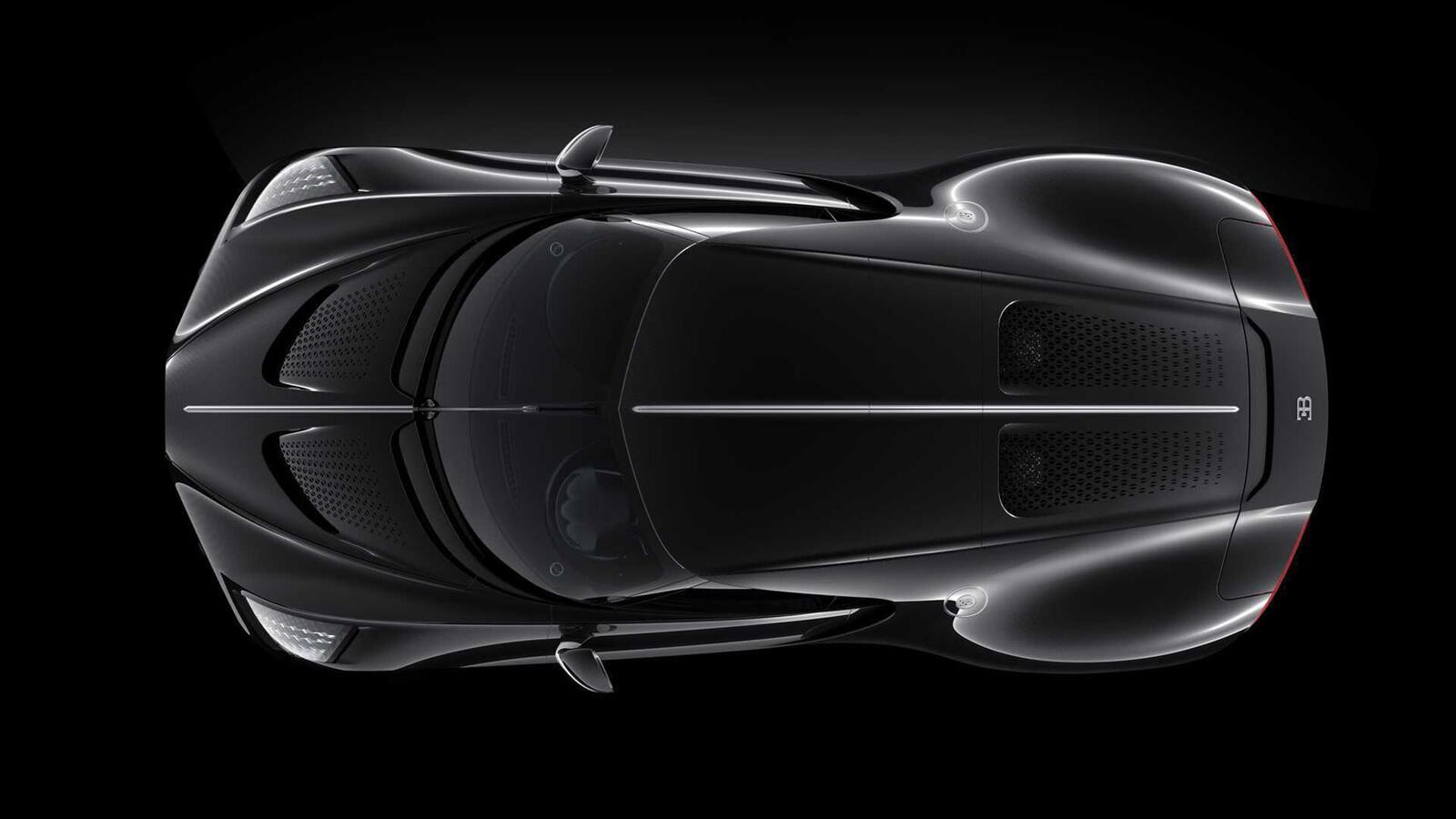 [GMS2019] Siêu phẩm Bugatti La Voatio Noire ra mắt: Chỉ một chiếc được sản xuất; giá hơn 259 tỷ đồng - Hình 11