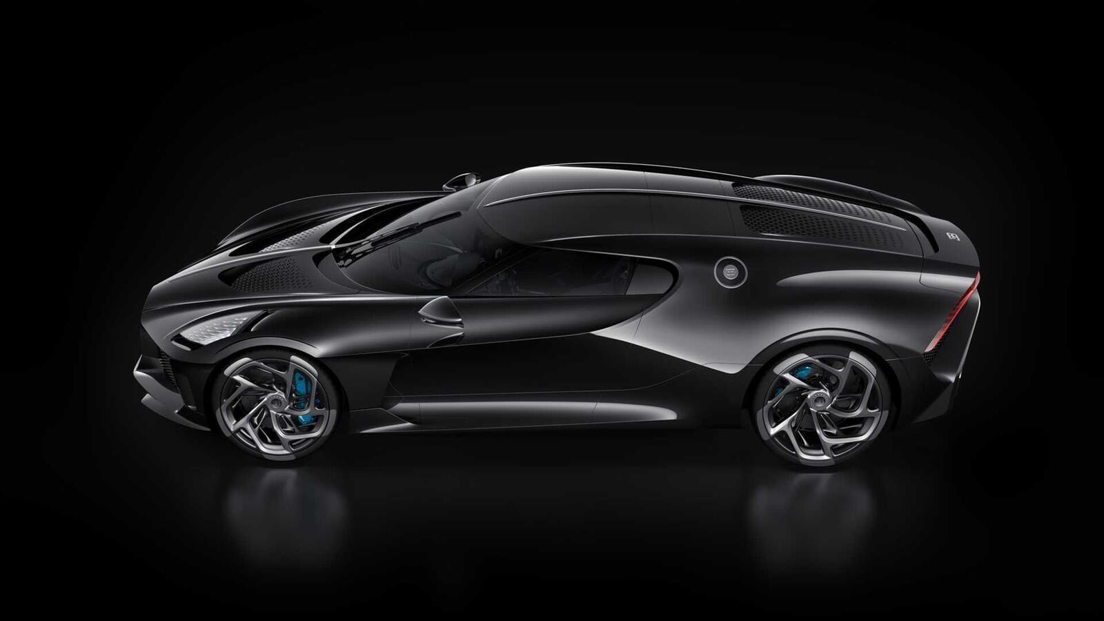 [GMS2019] Siêu phẩm Bugatti La Voatio Noire ra mắt: Chỉ một chiếc được sản xuất; giá hơn 259 tỷ đồng - Hình 12