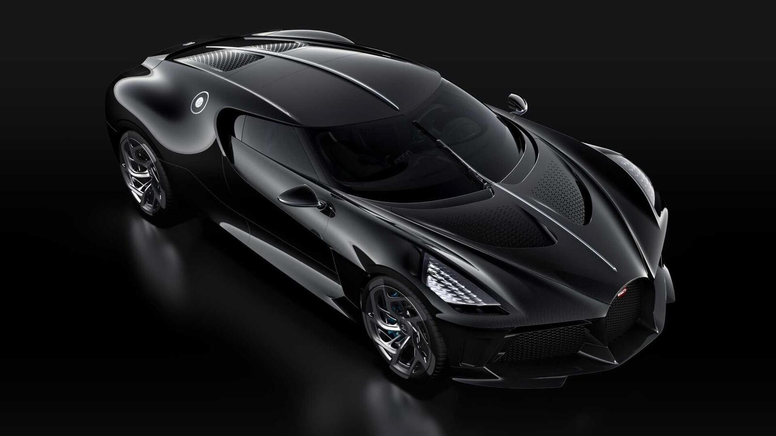 [GMS2019] Siêu phẩm Bugatti La Voatio Noire ra mắt: Chỉ một chiếc được sản xuất; giá hơn 259 tỷ đồng - Hình 13