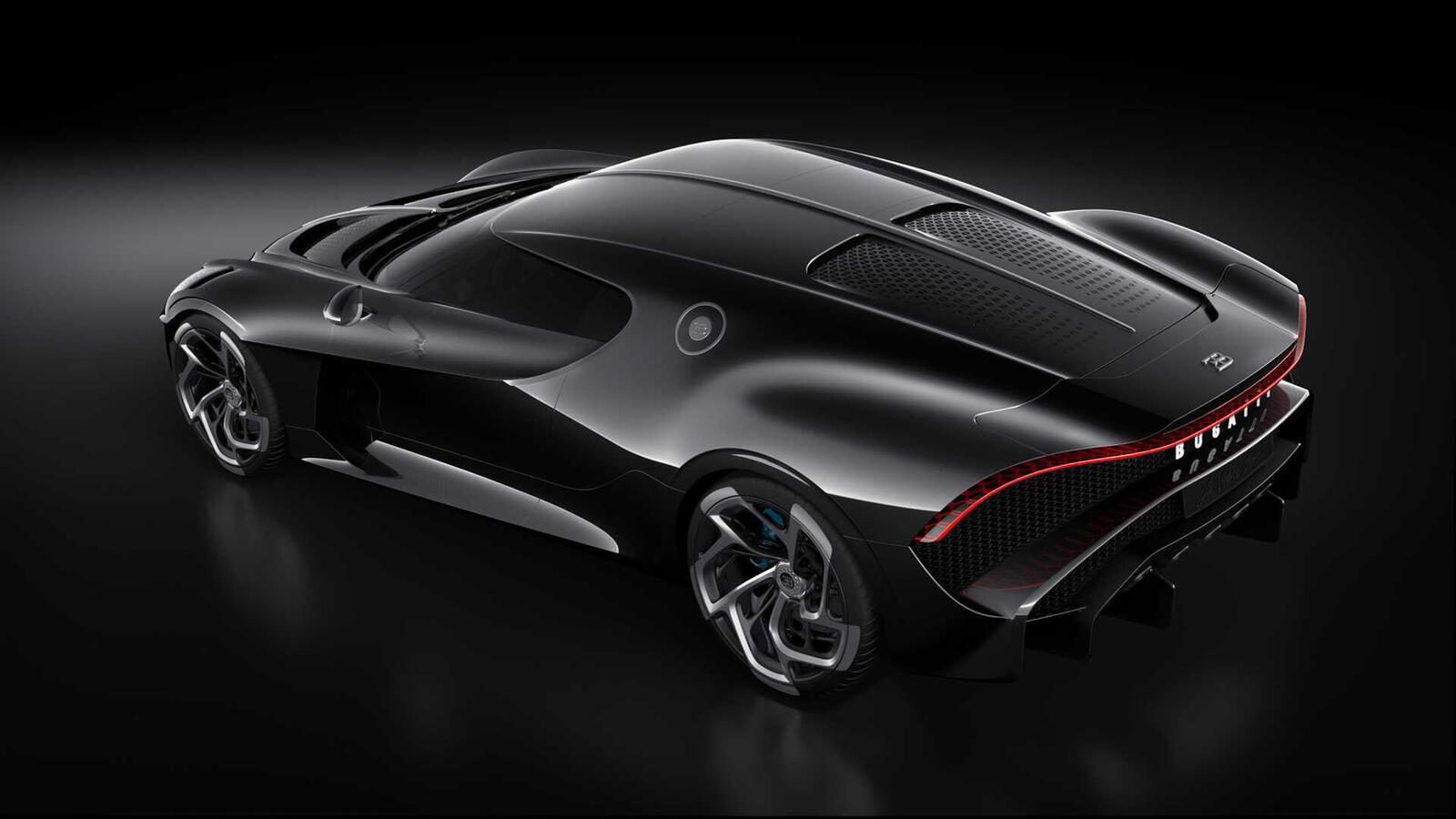 [GMS2019] Siêu phẩm Bugatti La Voatio Noire ra mắt: Chỉ một chiếc được sản xuất; giá hơn 259 tỷ đồng - Hình 14