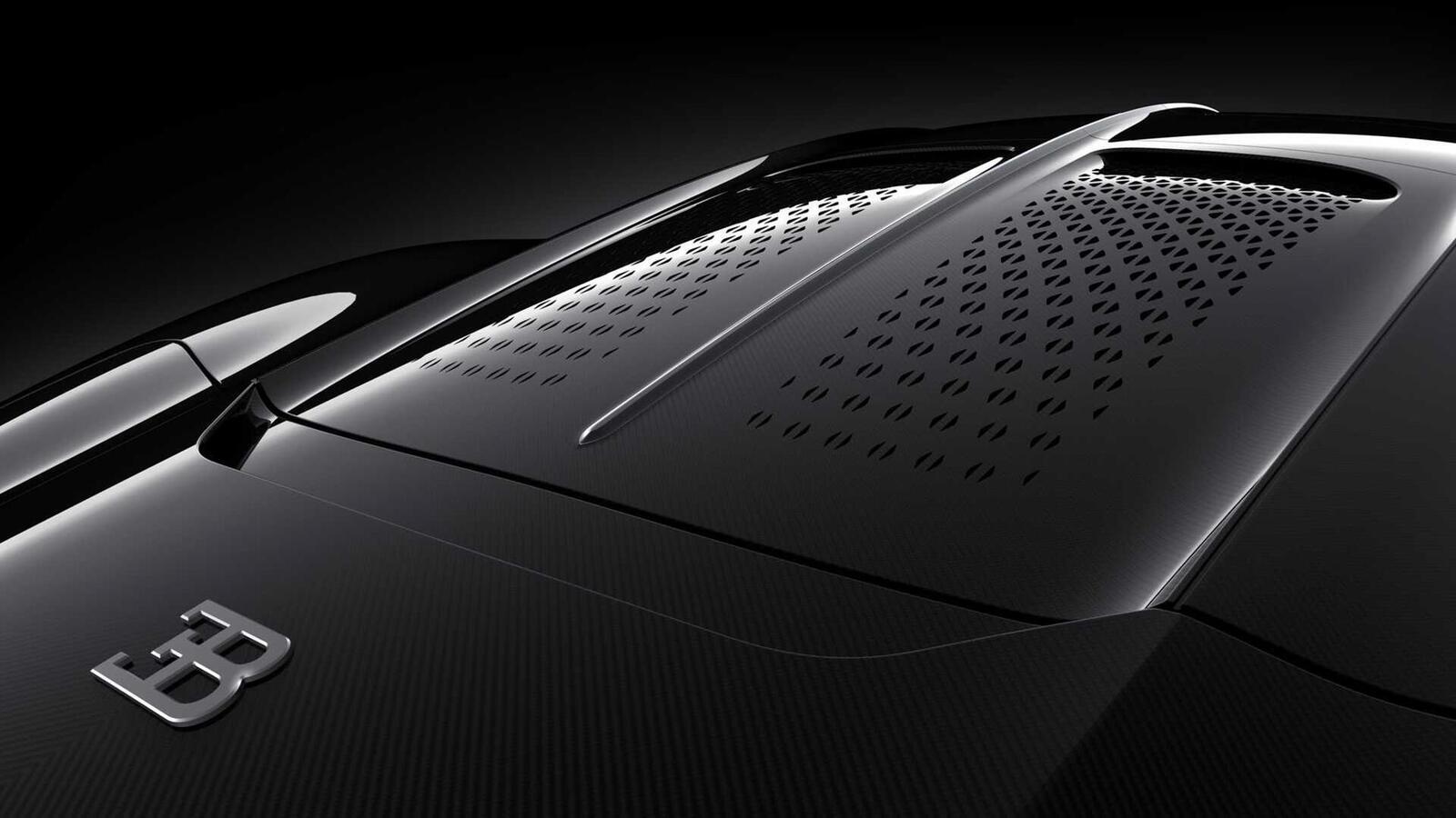 [GMS2019] Siêu phẩm Bugatti La Voatio Noire ra mắt: Chỉ một chiếc được sản xuất; giá hơn 259 tỷ đồng - Hình 15
