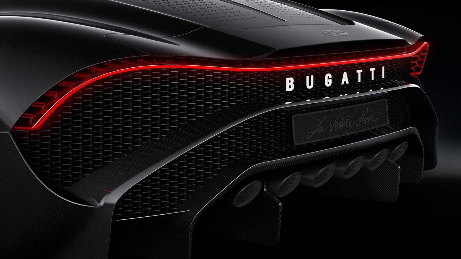 [GMS2019] Siêu phẩm Bugatti La Voatio Noire ra mắt: Chỉ một chiếc được sản xuất; giá hơn 259 tỷ đồng - Hình 16
