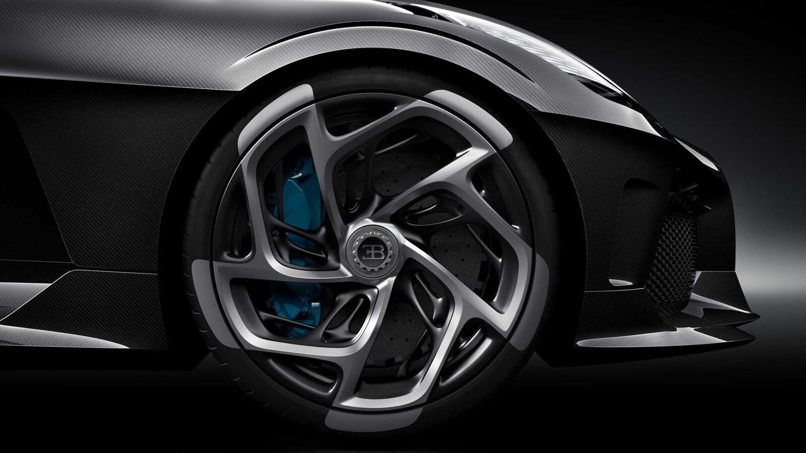 [GMS2019] Siêu phẩm Bugatti La Voatio Noire ra mắt: Chỉ một chiếc được sản xuất; giá hơn 259 tỷ đồng - Hình 18
