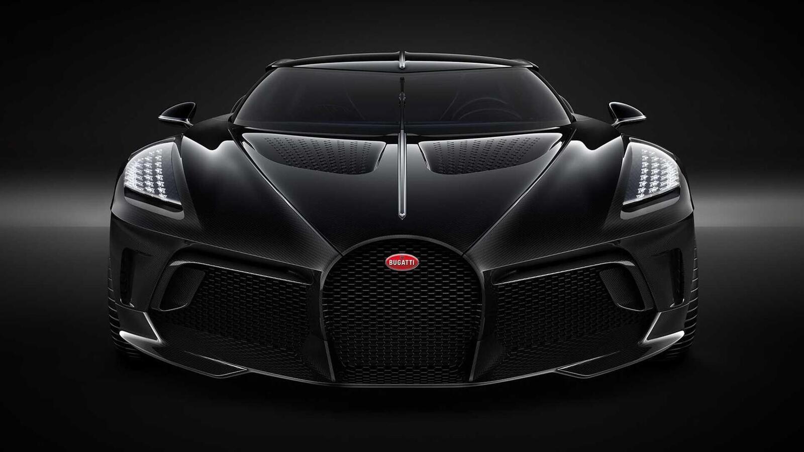 [GMS2019] Siêu phẩm Bugatti La Voatio Noire ra mắt: Chỉ một chiếc được sản xuất; giá hơn 259 tỷ đồng - Hình 3