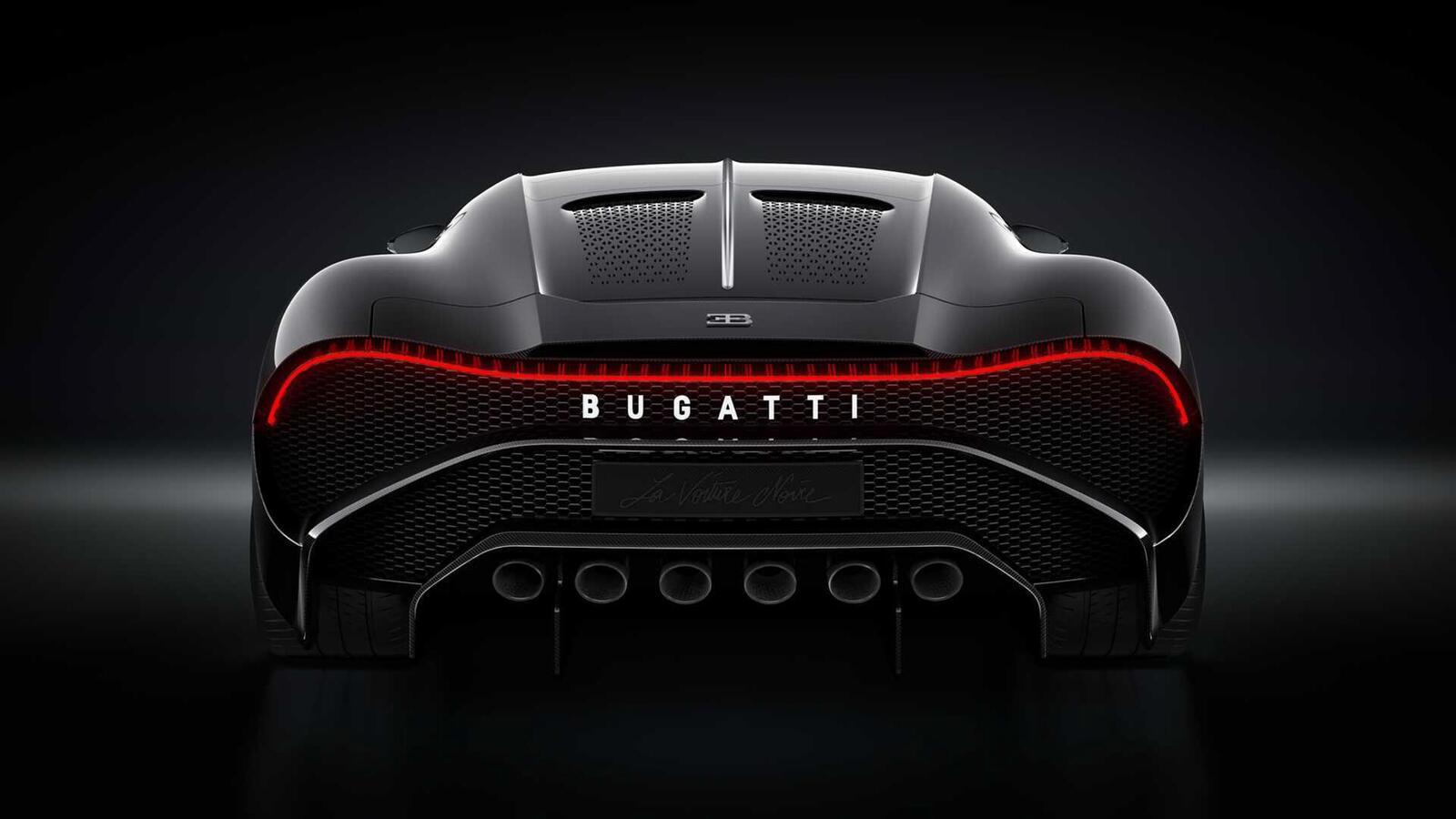 [GMS2019] Siêu phẩm Bugatti La Voatio Noire ra mắt: Chỉ một chiếc được sản xuất; giá hơn 259 tỷ đồng - Hình 4