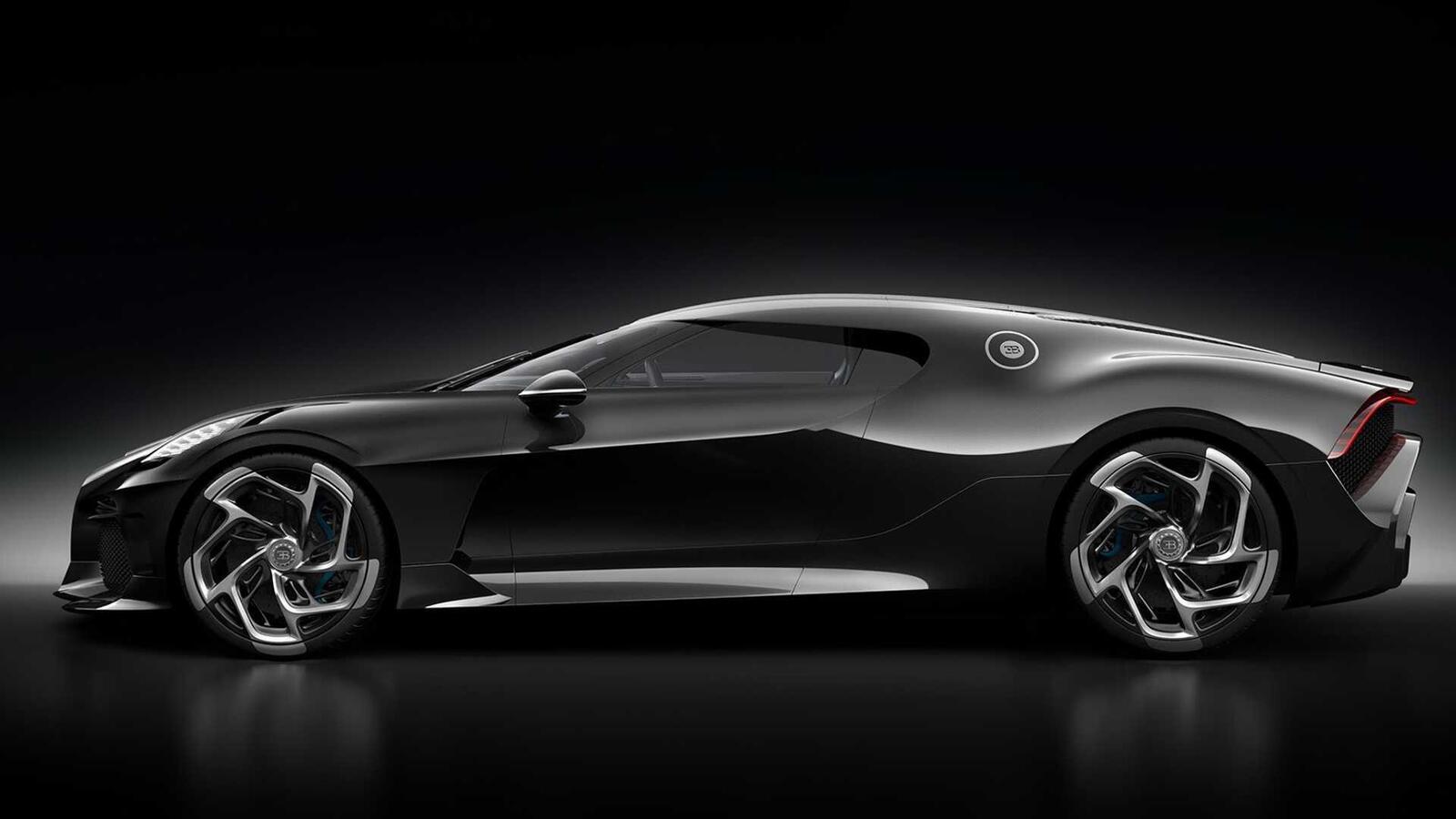 [GMS2019] Siêu phẩm Bugatti La Voatio Noire ra mắt: Chỉ một chiếc được sản xuất; giá hơn 259 tỷ đồng - Hình 5
