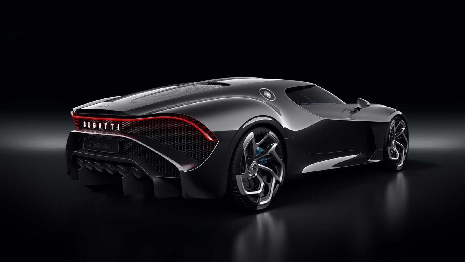 [GMS2019] Siêu phẩm Bugatti La Voatio Noire ra mắt: Chỉ một chiếc được sản xuất; giá hơn 259 tỷ đồng - Hình 7