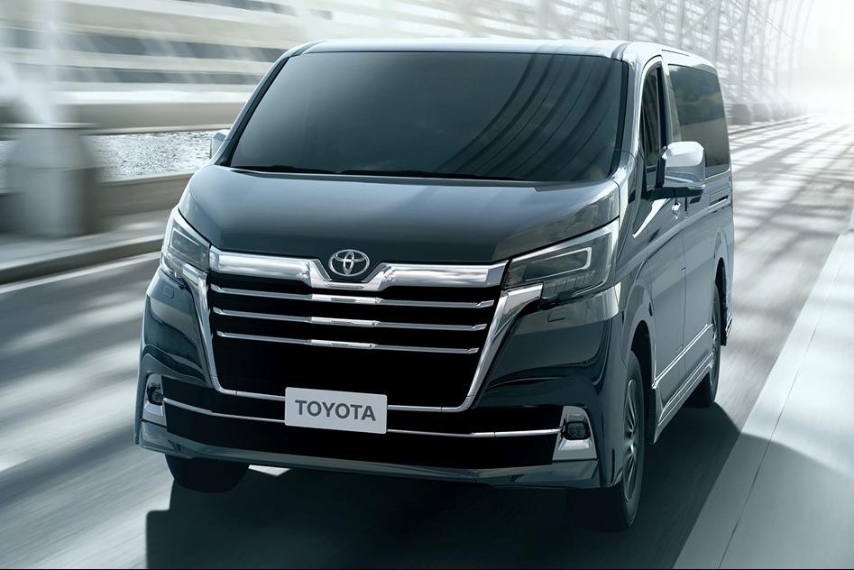 MPV 8 cho Toyota GranAce sap ra mat tai Tokyo Motor Show 2019 hinh anh 4