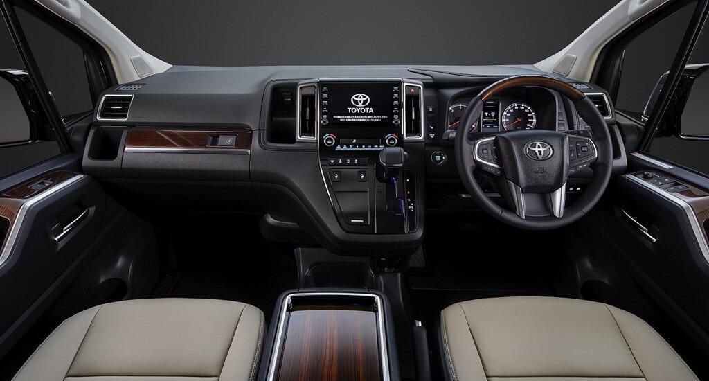 MPV 8 cho Toyota GranAce sap ra mat tai Tokyo Motor Show 2019 hinh anh 6