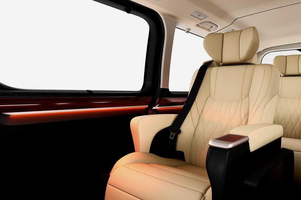 MPV 8 cho Toyota GranAce sap ra mat tai Tokyo Motor Show 2019 hinh anh 7