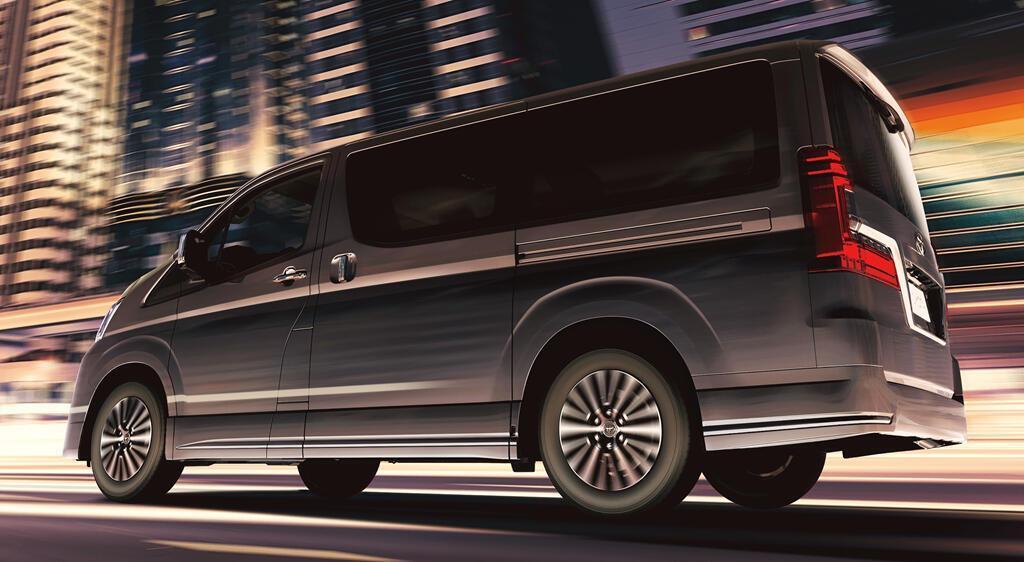MPV 8 cho Toyota GranAce sap ra mat tai Tokyo Motor Show 2019 hinh anh 8
