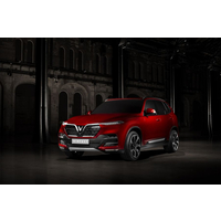 Hai mẫu xe đầu tiên của VinFast đang thu hút sự chú ý của truyền thông thế giới