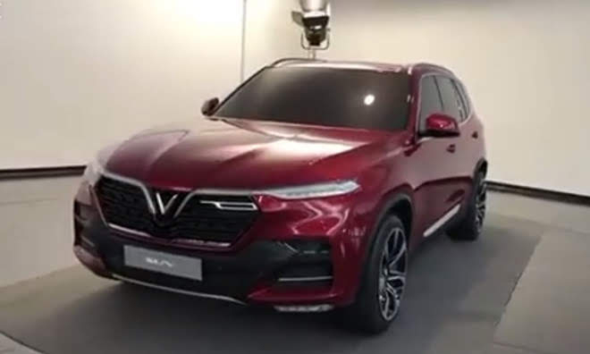 Hai mẫu xe được cho là của Vinfast gây sốt trên mạng - Hình 1