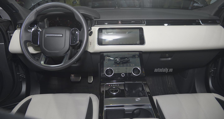 """Hàng """"hot"""" Range Rover Velar ra mắt tại Việt Nam, giá 5,1 tỷ - Hình 4"""
