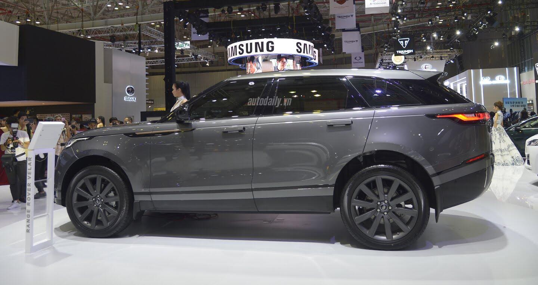 """Hàng """"hot"""" Range Rover Velar ra mắt tại Việt Nam, giá 5,1 tỷ - Hình 5"""