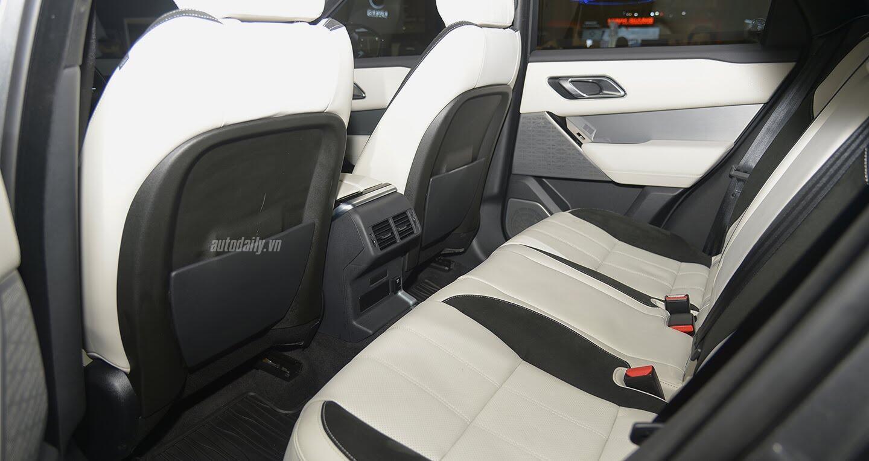 """Hàng """"hot"""" Range Rover Velar ra mắt tại Việt Nam, giá 5,1 tỷ - Hình 6"""