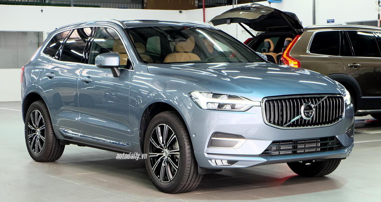 """""""Hàng hot"""" Volvo XC60 2018 đã về Việt Nam, sẵn sàng cho ngày ra mắt - Hình 1"""