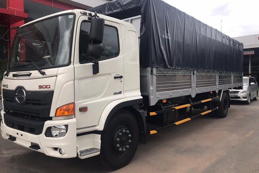 Tổng Quan xe tải Hino 8 tấn FG