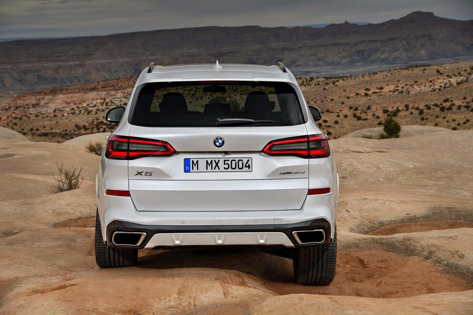 Hôm nay BMW X7 và X5 thế hệ mới sẽ ra mắt tại Việt Nam; mời các bác dự đoán giá bán - Hình 10