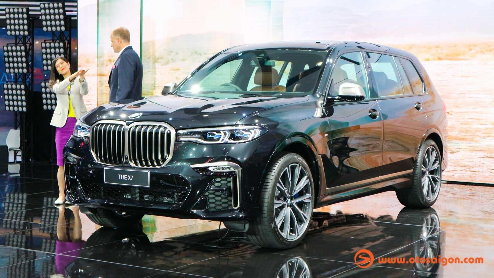 Hôm nay BMW X7 và X5 thế hệ mới sẽ ra mắt tại Việt Nam; mời các bác dự đoán giá bán - Hình 4