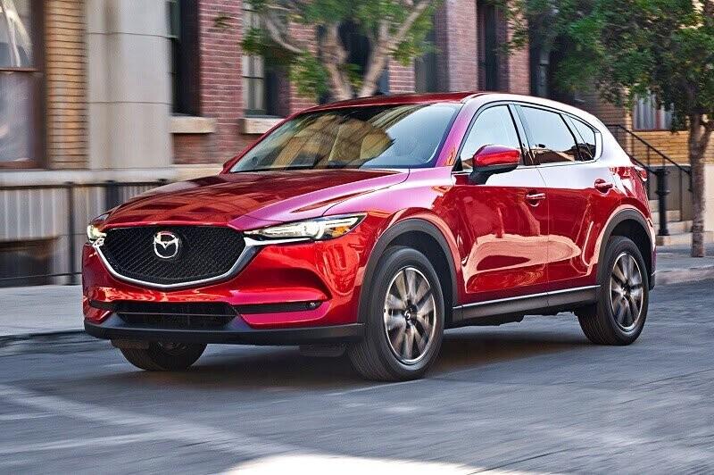 Hơn 500 hợp đồng mua xe Mazda CX-5 mới sau 1 tuần ra mắt - Hình 1