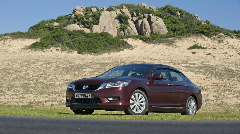 Honda Accord 2015 – Đi tìm sự khác biệt - Hình 1
